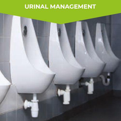urinal management