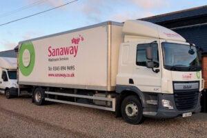 sanaway lorry